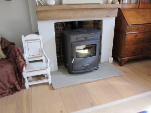 wood boiler stove