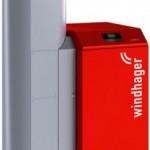 Windhager Biowin 2 wood pellet boiler