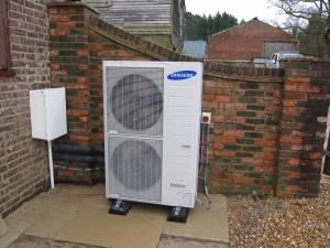 Samsung Air Source Heat Pump