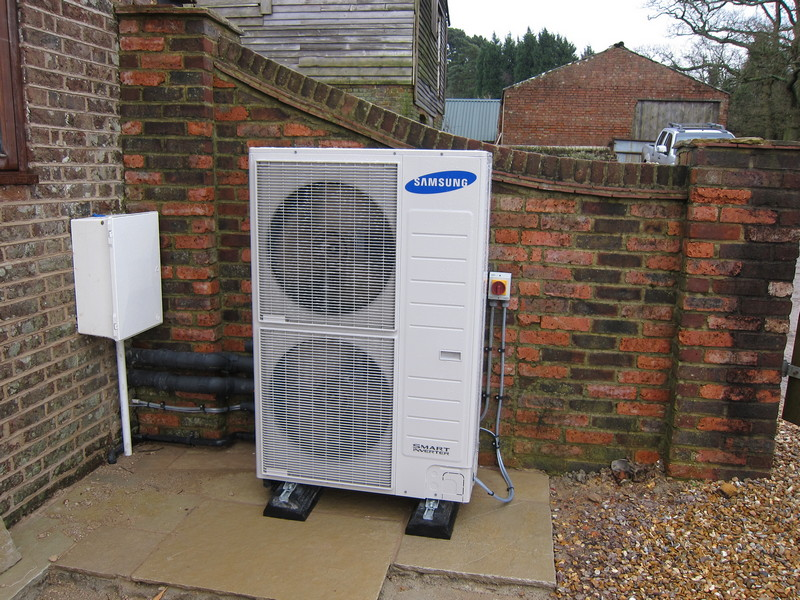 Samsung Air Source Heat Pump
