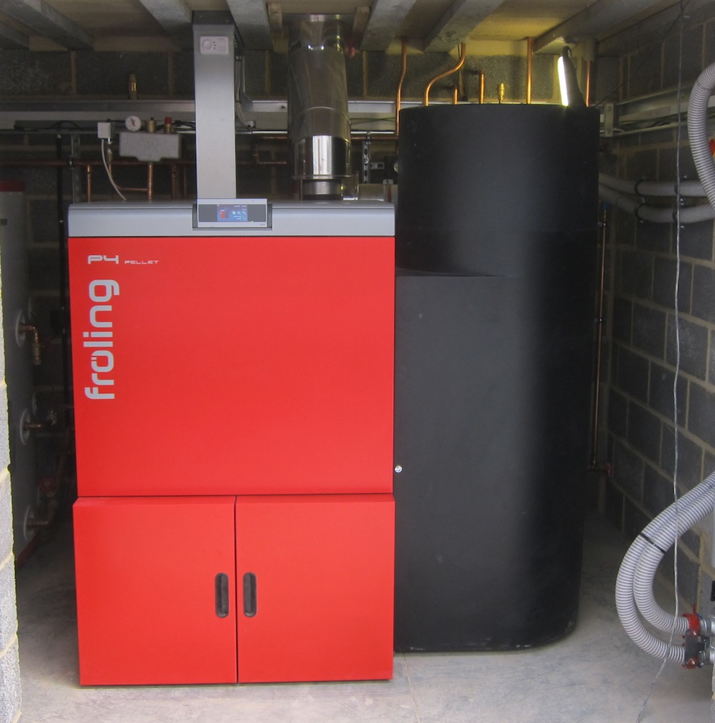 Froling Boiler Servicing